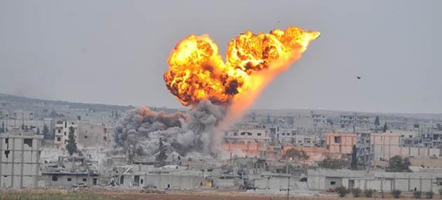 ABD Hava Saldırılarında 103 Sivil Katledildi
