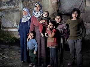Suriyeli Sığınmacıların Yüzde 54'ü Çocuk