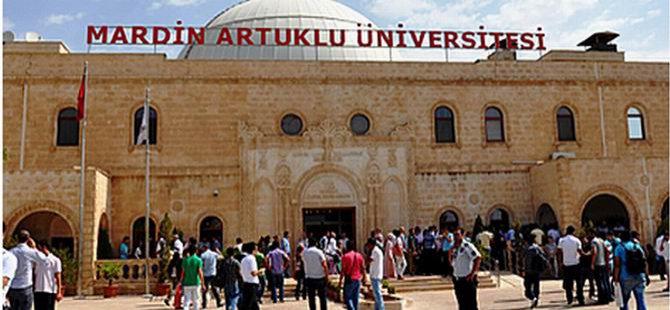 Artuklu Üniversitesi'nin Rektörü Görevden Alındı