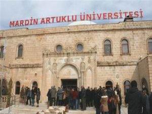 Artuklu Üniversitesi'nde Operasyon!