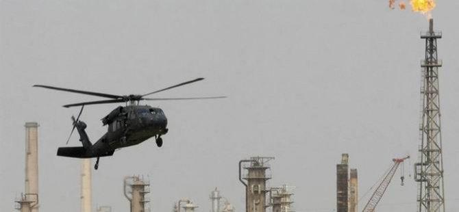 Irak Güçleri Beyci Rafinerisine Girdi
