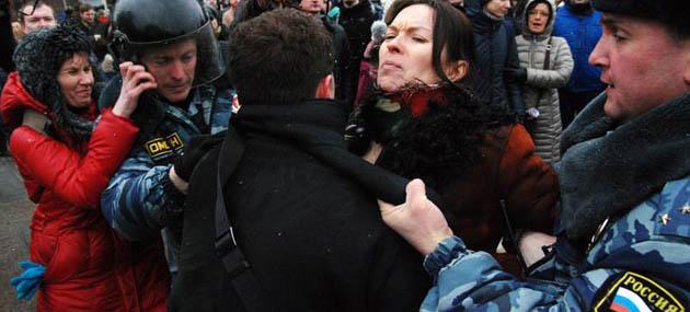 HRW: Kırım Tatarlarının İnsan Hakları İhlal Ediliyor