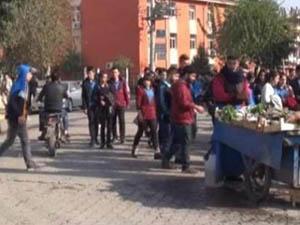 PKK, Eylem İçin Cizre'de Okulları Boşalttı