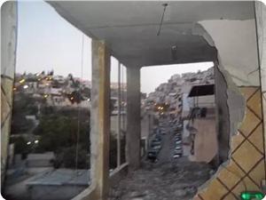 Araçlı Eylem Yapan Filistinlinin Evi Yıkıldı!