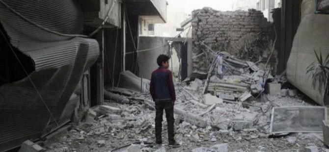 Halep'te 34 Kardeşimiz Katledildi