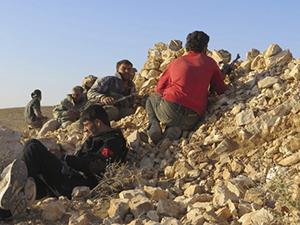 Şam Cephesi 20 Rejim Askerini Öldürdü