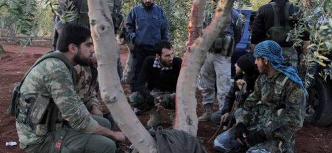 Ebu Huzeyfe: Halep Düşerse Devrim de Düşer!