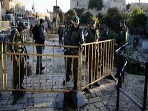 Doğu Kudüs'te Filistinlilerin Evlerine Baskın