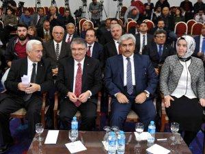 İdris Naim Şahin MİLAD Partisini Kurdu