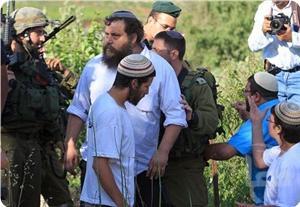 Yahudi Yerleşimciler Hamile Kadına Saldırdı!