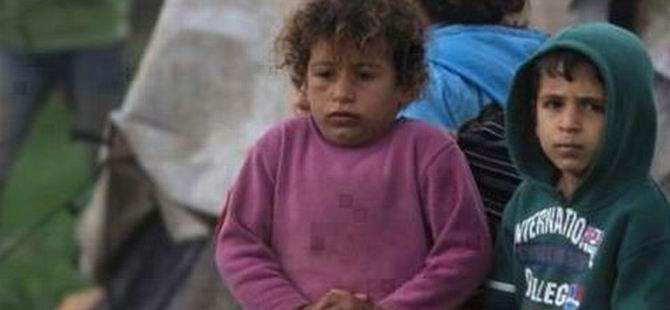 Suriyeli 3 Milyon Çocuk Haklarından Yoksun