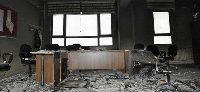 Siverek'te İmam Hatip'e Saldırı