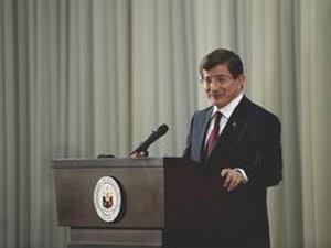 Davutoğlu: Her Gün Yeni Bir Fikir Ortaya Atılmasın