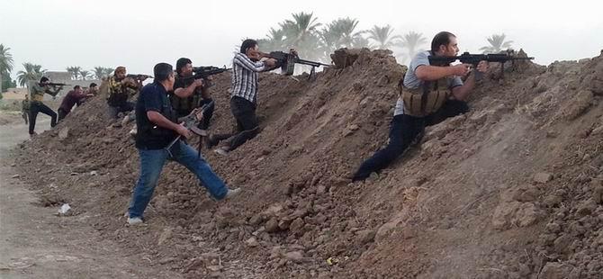 IŞİD'in Anbar'daki İlerleyişi Durdurulamıyor