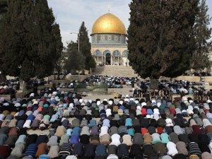 Kudüs'te Tansiyonu Yükseltecek Mescid-i Aksa Kararı