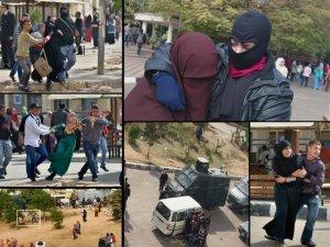 Mısır Cuntasından Siyonistleri Aratmayan Görüntüler