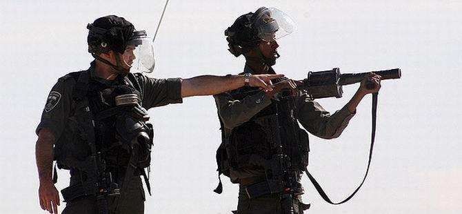 İsrail, Gazze'de Bir Filistinliyi Katletti