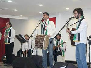 Karamürsel'de Suriye Gecesi