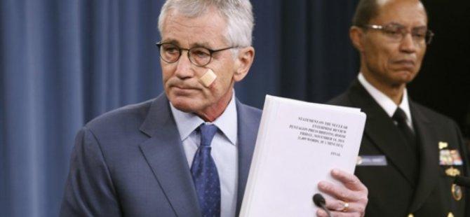 ABD Savunma Bakanı Chuck Hagel İstifa Etti