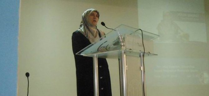 "Muş'ta ""Çağdaş Müslümanın Kimlik Krizi"" Konferansı"