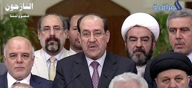Irak'ı Mezhepçilik Felaketine Sürükleyen Maliki'den Felaket Uyarısı