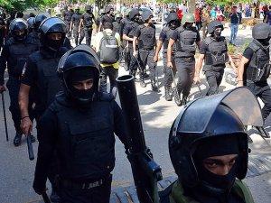 Mısır'da Selefi Cephe Yöneticileri Gözaltına Alındı