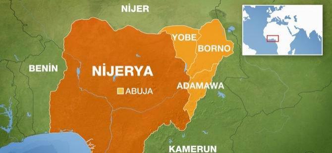 Nijerya'da 54 Askere İdam Kararı!
