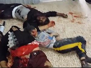 """""""Rakka'ya Düzenlenen Saldırılarda 115 Sivil Öldü"""""""
