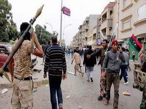Libya'da Silahlı Saldırı: 14 Asker Öldü