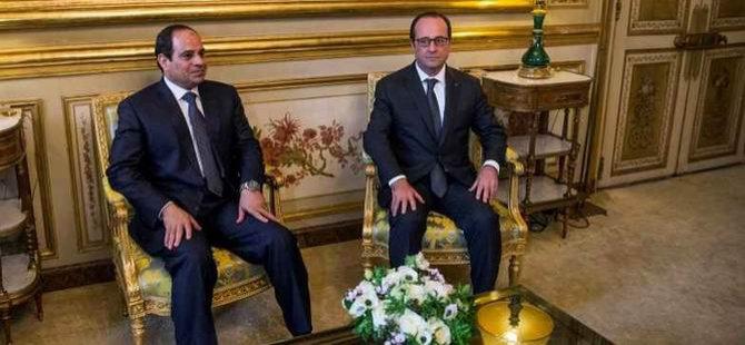 Sisi Batılı Müttefikleriyle Görüşüyor