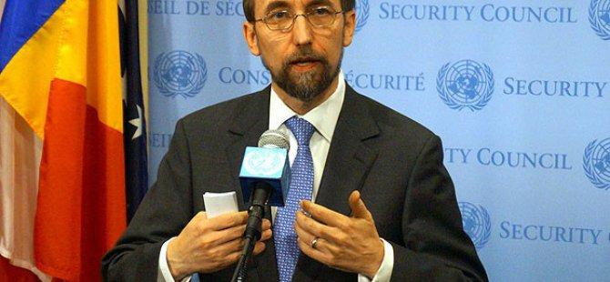 BM'den ABD'ye İtidal Çağrısı