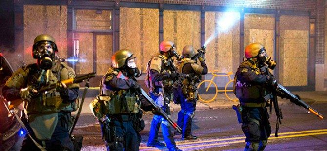 Ferguson Ateşi 170 Şehre Yayıldı