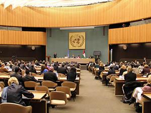 BM'de Filistin Halkıyla Uluslararası Dayanışma Günü
