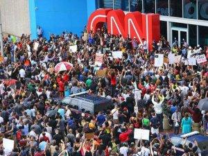 ABD`de CNN Protesto Edildi