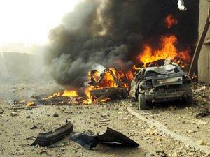 İngiliz Elçilik Aracına Bombalı Saldırı
