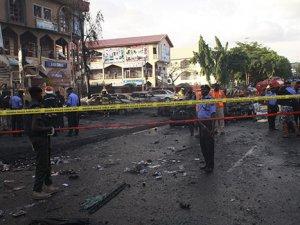 Nijerya'da Askere Bombalı Saldırı