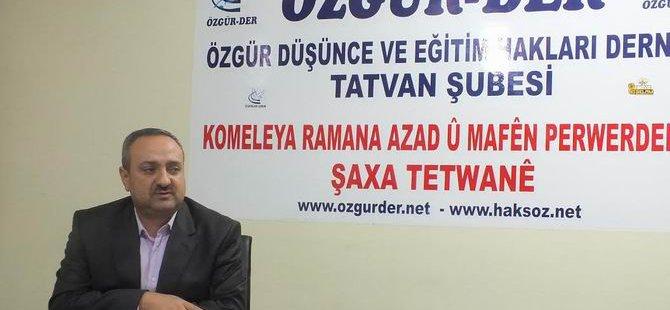 Tatvan'da ''Kur'an Kıssaları Önemi'' Semineri