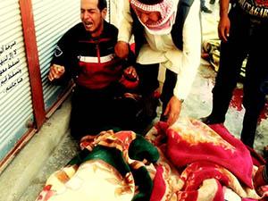 Baas-Esed Rejimini Türkiye'den Gayri Herkes Tutuyor