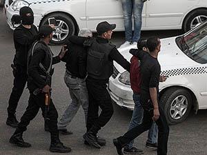 Mübarek'in Beraatını Protesto Edenlere Müdahale