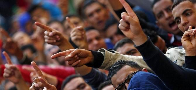 Mısır'da Gösteri Çağrısı