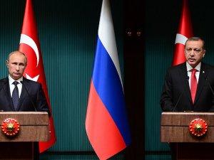 Erdoğan'dan Putin'in Davetine Olumsuz Yanıt