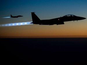 ABD IŞİD Hedeflerine 4 Günde 55 Hava Saldırısı Düzenledi
