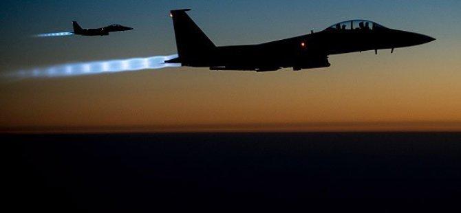 ABD Uçakları Askeri Karargahı Yanlışlıkla Vurmuş