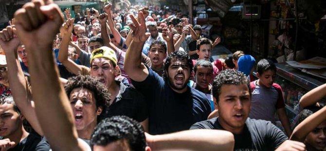Mısır'da 'Devrim Haftası'