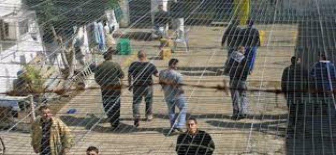 Açlık Grevindeki Filistinliler Eylemi Askıya Aldı