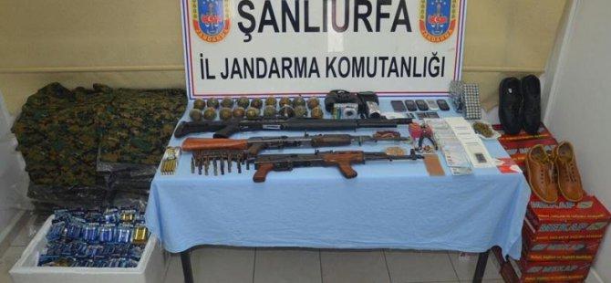 Suruç Belediyesi'nde Silah ve El Bombası Bulundu
