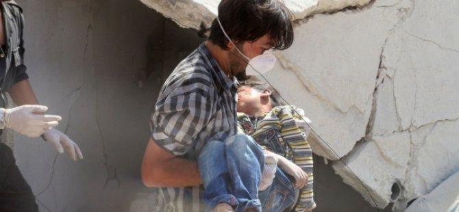Esed, Suriye'de 34 Kişiyi Katletti