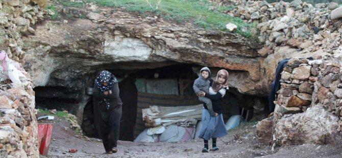 Mağaralarda Yaşıyorlar