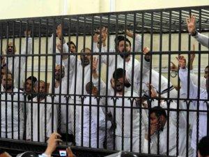 Cunta Yargısı 185 Kişiye Daha İdam Cezası Verdi