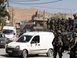 Lübnan'da 6 Asker Öldürüldü
